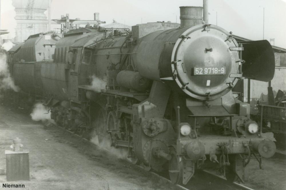 Bw Senftenberg Gleis 100