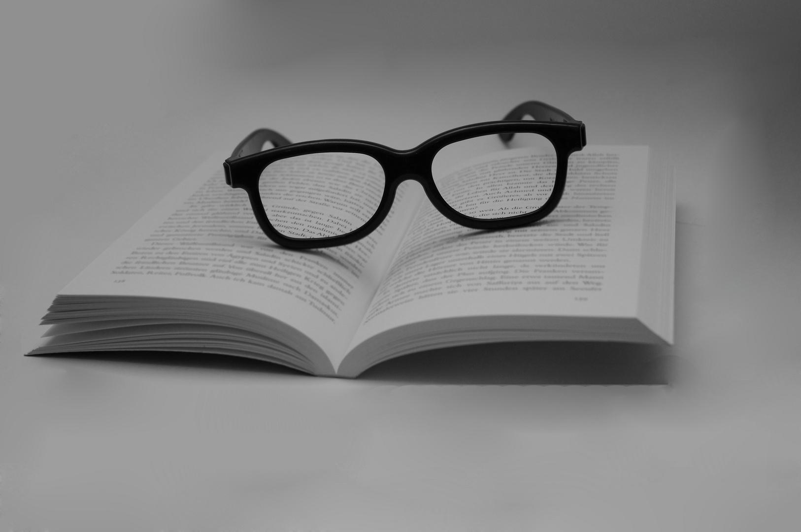 By Elaises - Buch ''Brille