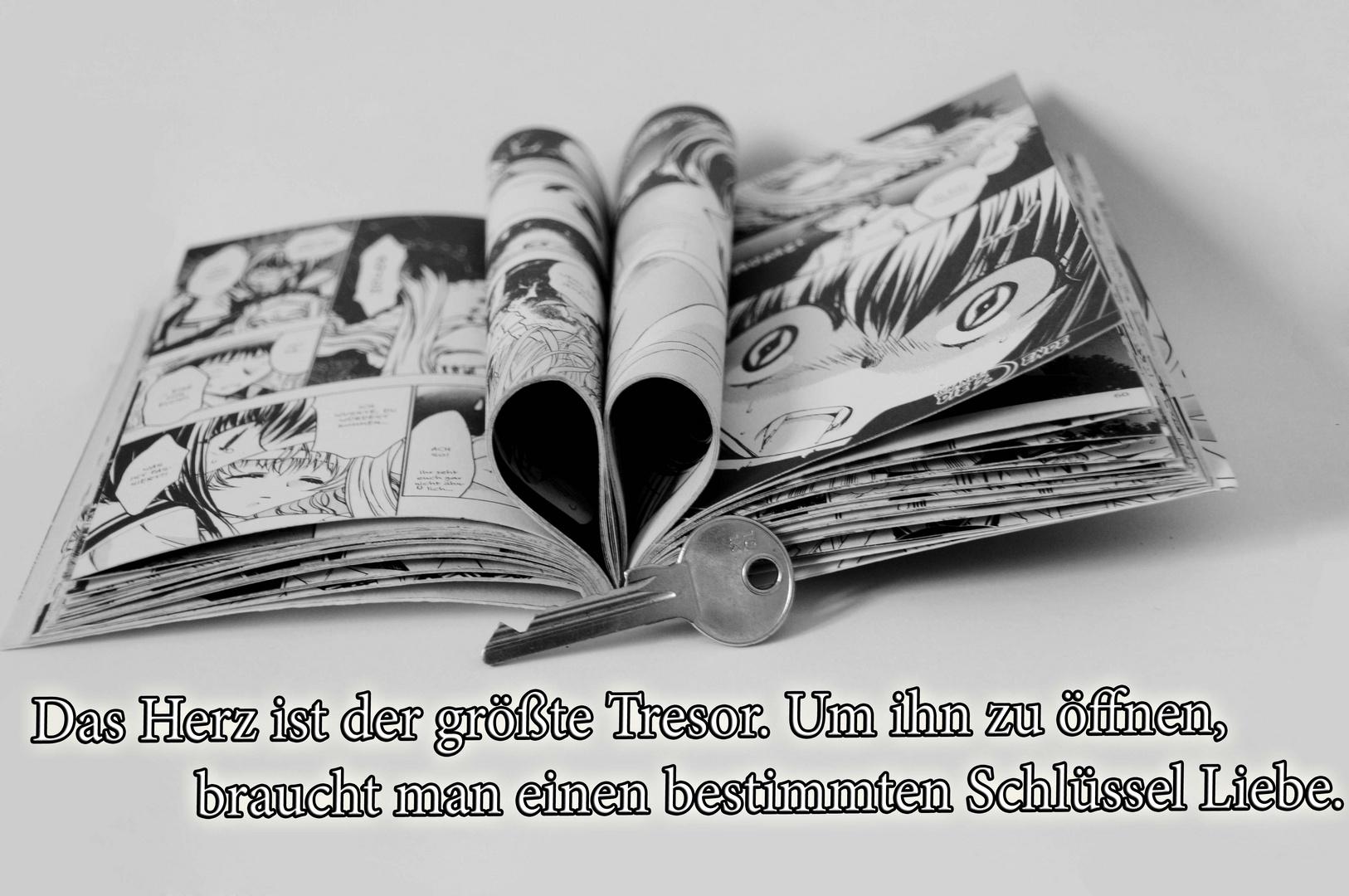 By Elaises - Buch ''Schlüssel''