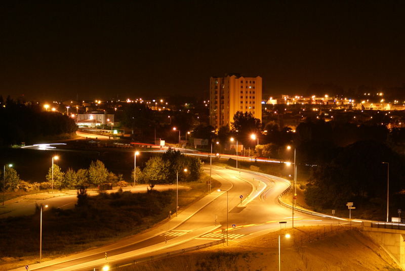 by night