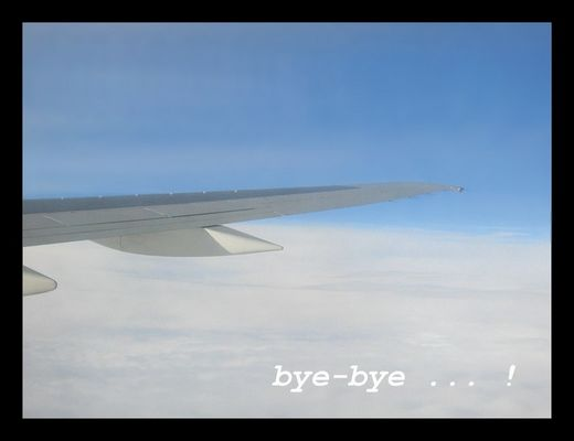 Bye-Bye...!
