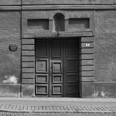 Byens Andre Rådhus s/w
