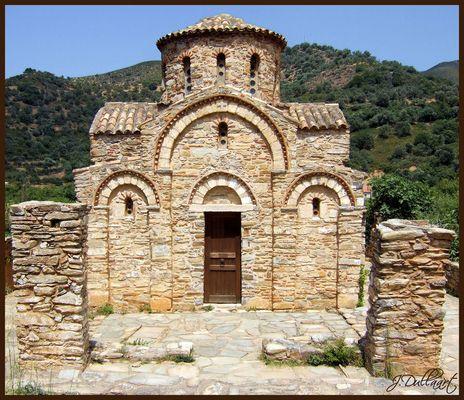 Byzantinische Kapelle in Fodele