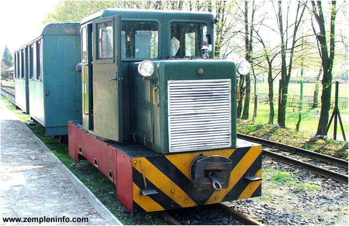 C-50 locomotive (Pálháza)