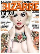 (c) Bizarre Magazine