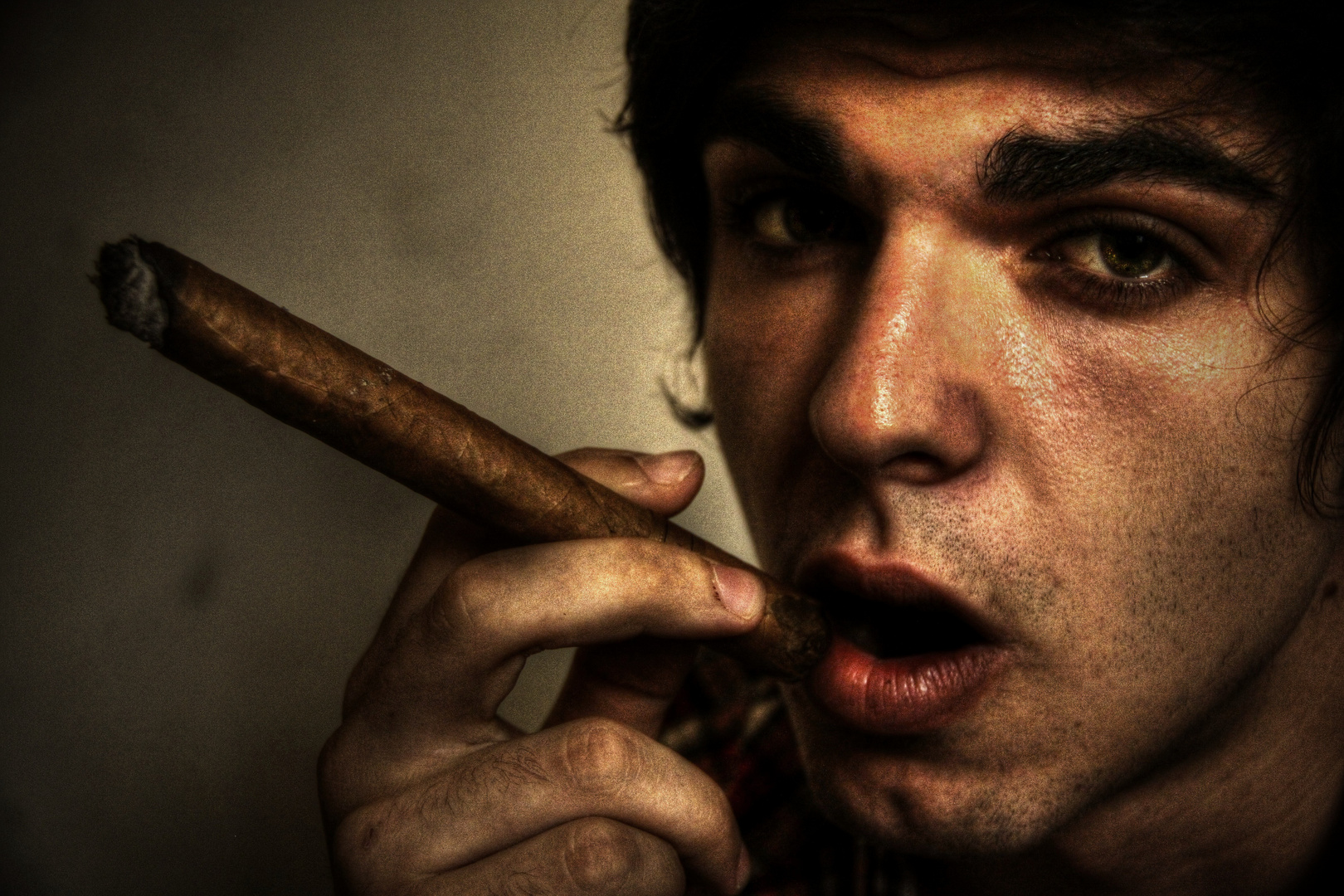C pour cigare.