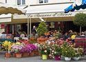 Marché aux fleurs à Nérac (Lot-et-Garonne)   --  Blumenmarkt in Nérac von Jifasch32