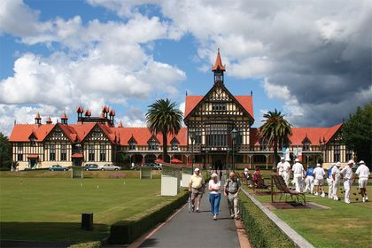 Rotorua and District