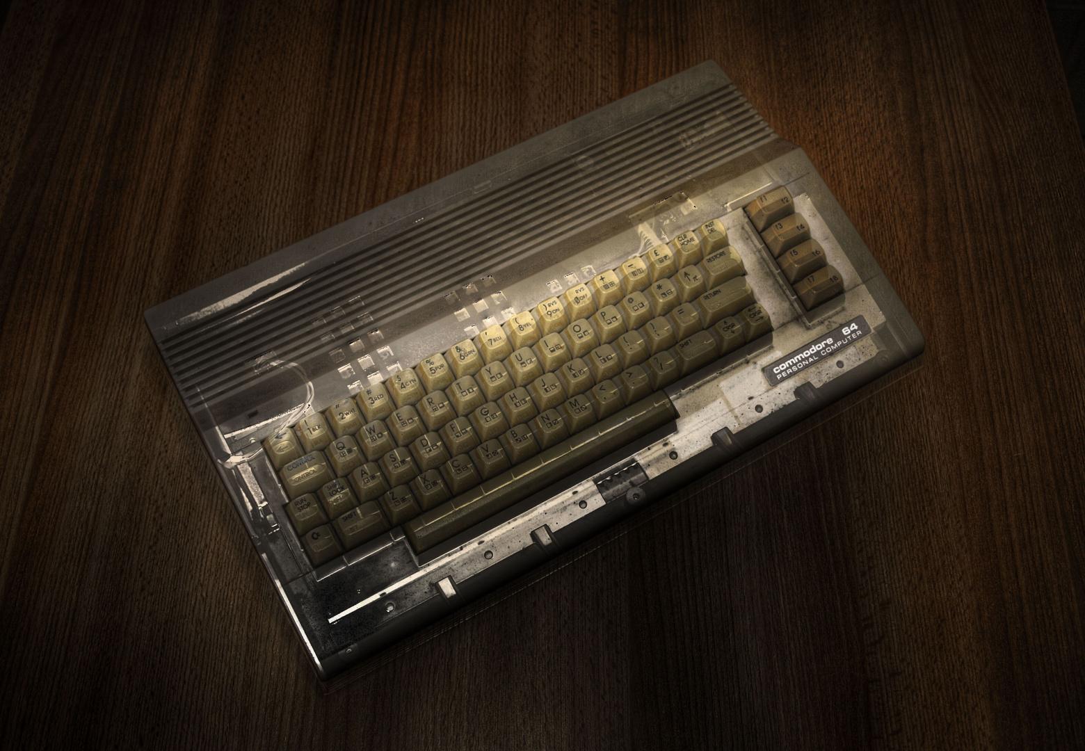 C64 transparent
