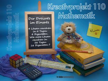 Kreativ Projekt 110 Mathematik