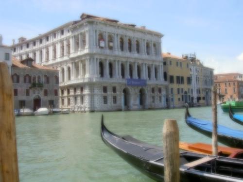 Ca Pesaro im Sommer 2004
