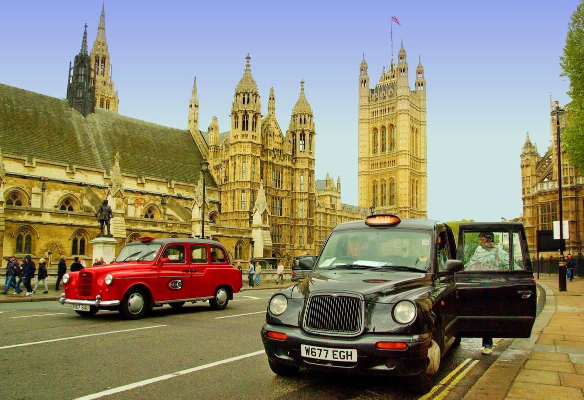 Cab ! ... please
