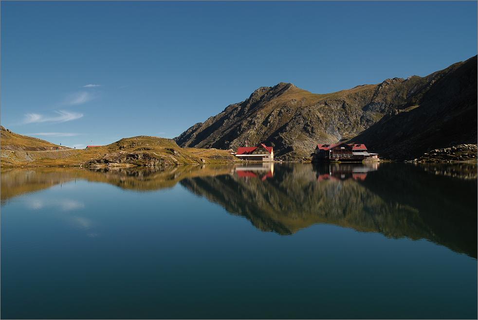Cabana Balea Lac