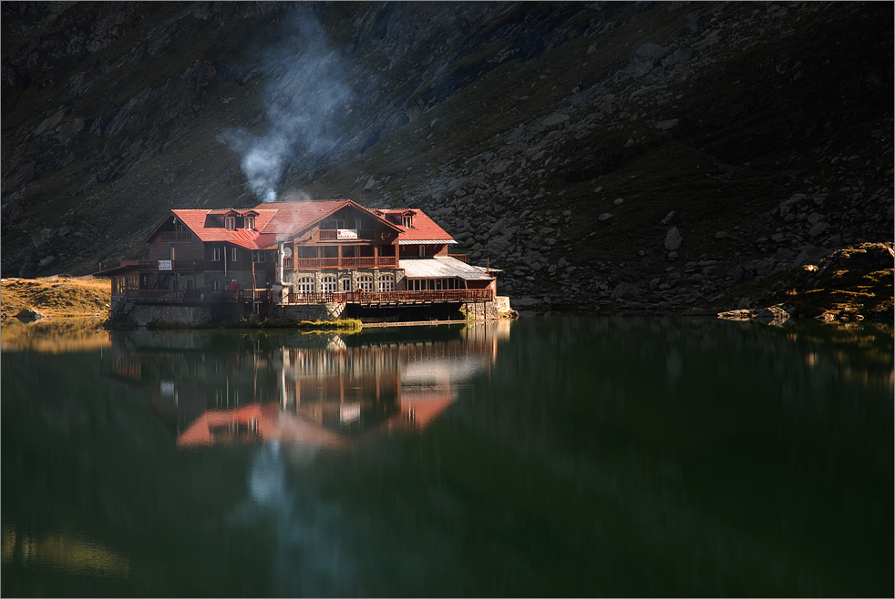 Cabana Bâlea Lac