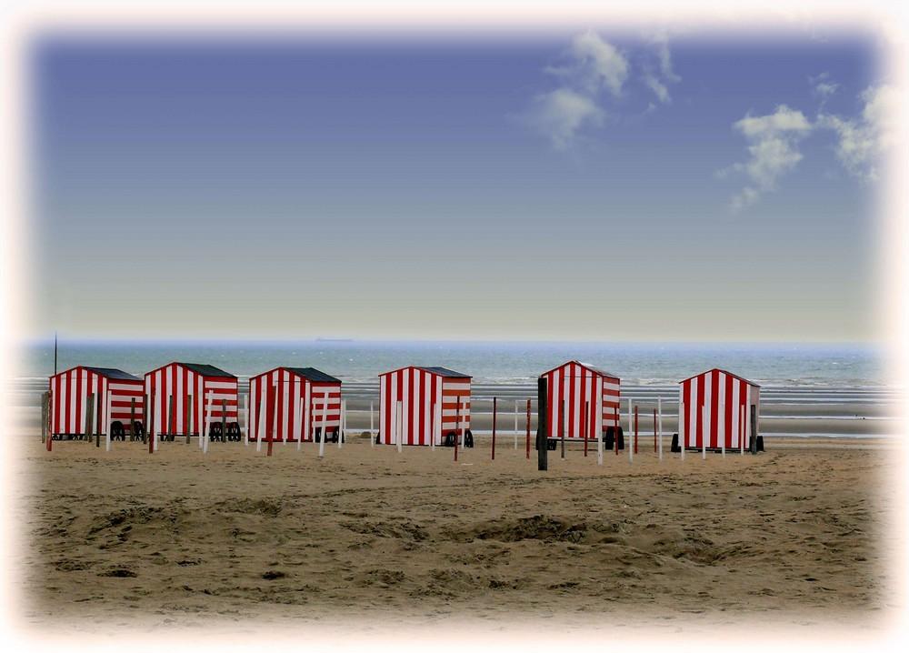cabanes de plage photo et image photos de vacances. Black Bedroom Furniture Sets. Home Design Ideas