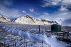 cabina elettrica islandese...
