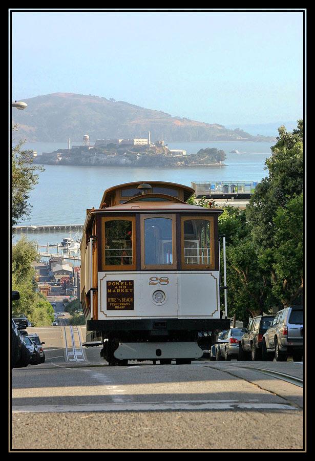 Cable Car & Alcatraz