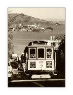 Cable Car and Alcatraz