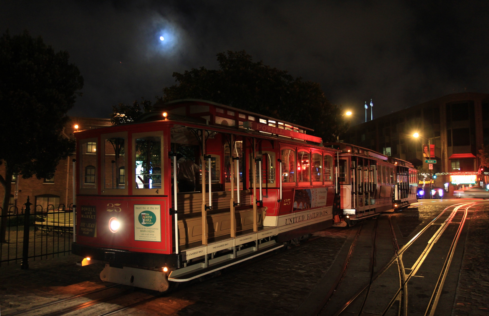 Cable Car - Powell-Hyde line