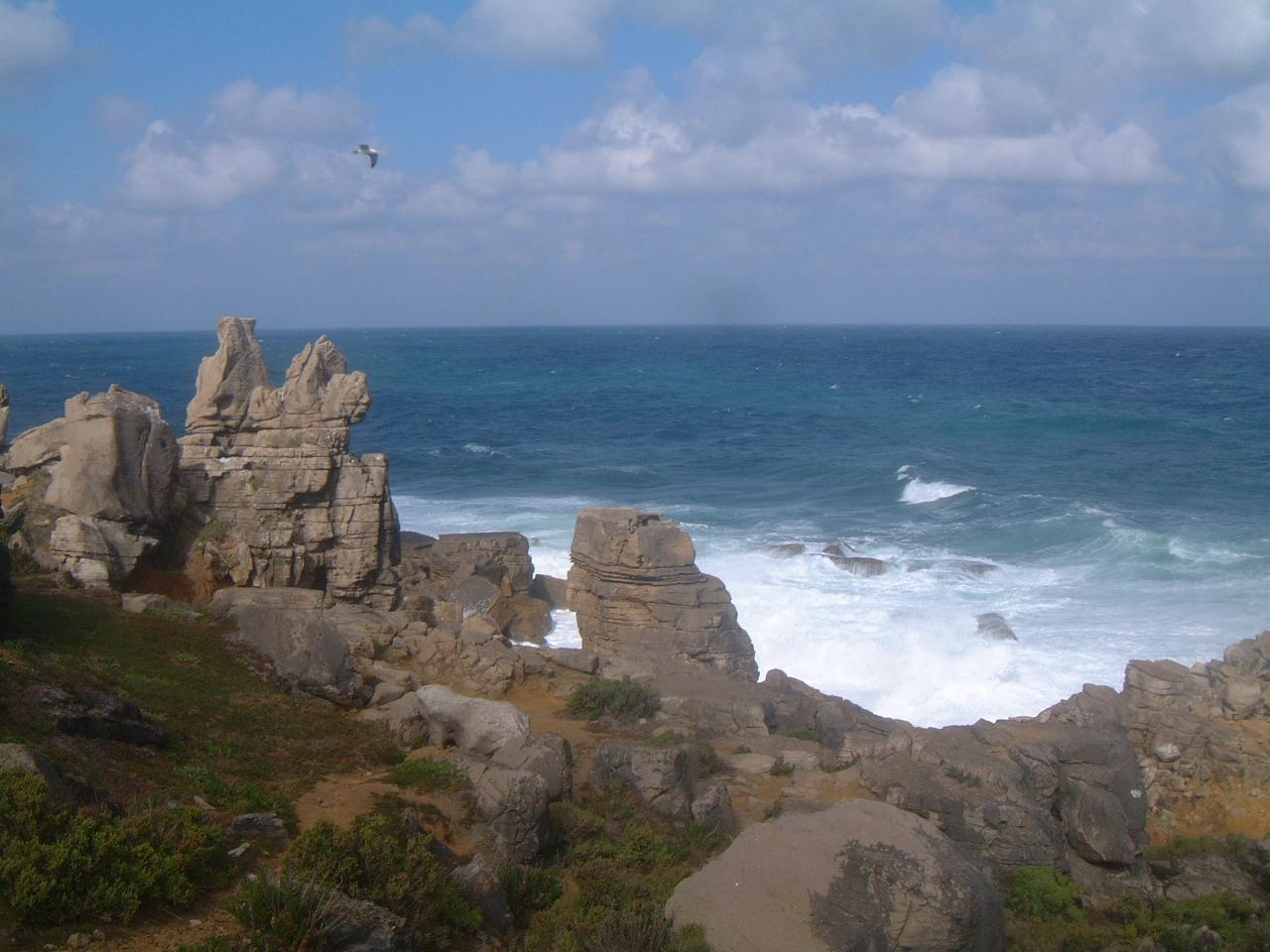 Cabo Carvoeiro near Peniche