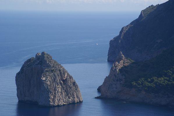 Cabo de Formentor (Mallorca Island, Spain)