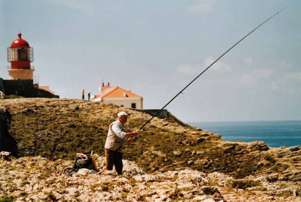 Cabo de S. Vicente - Der südwestlichste Angler Europas
