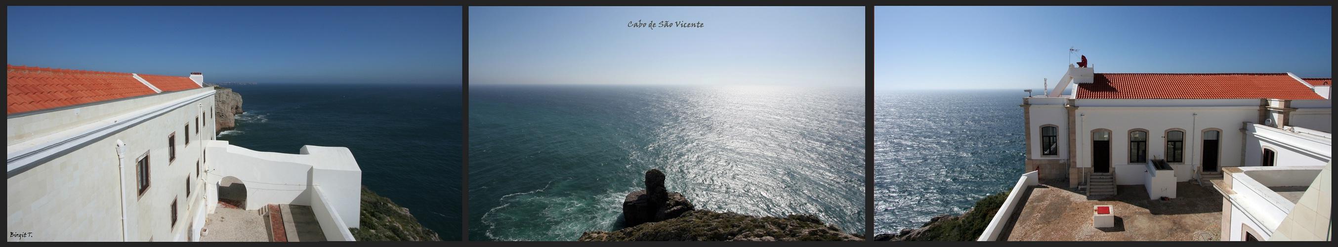 Cabo de São Vicente - Hinter dem Turm