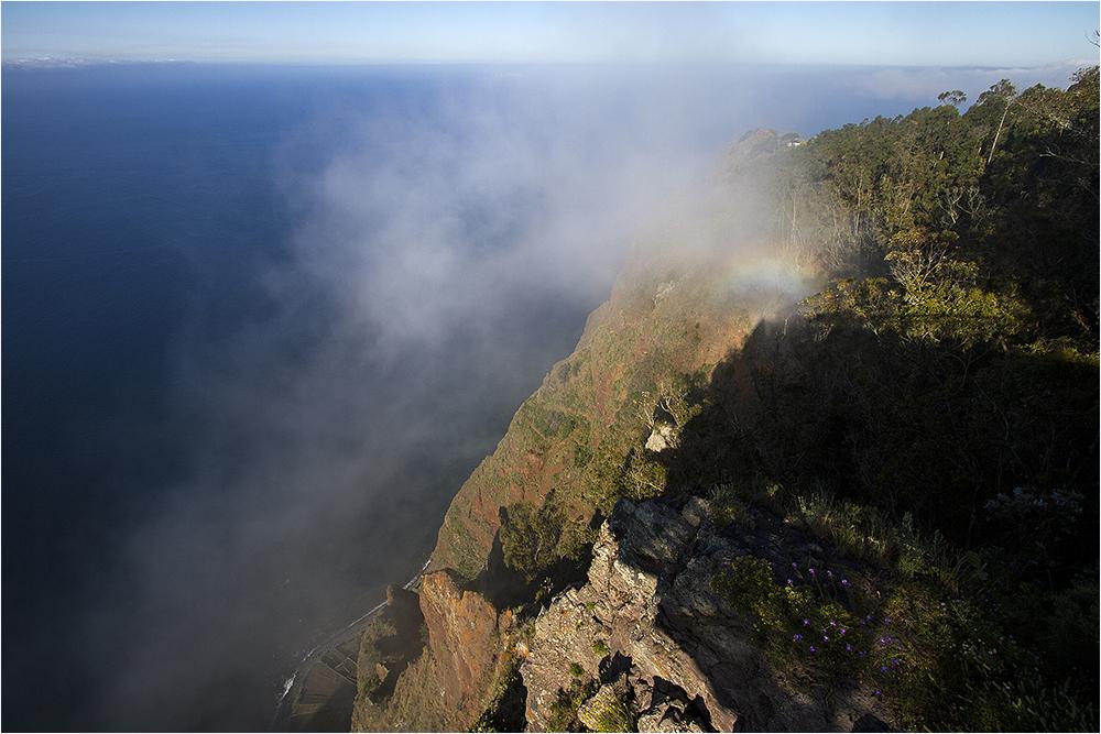 Cabo Girao am Morgen 2