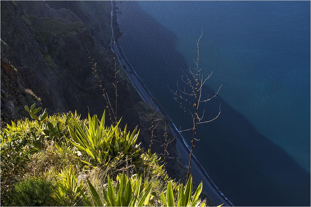 Cabo Girao am Morgen