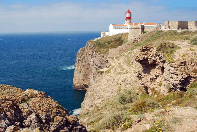 Cabo San vicente, Portugal