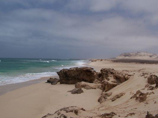 Cabo Verde, auf Boavista