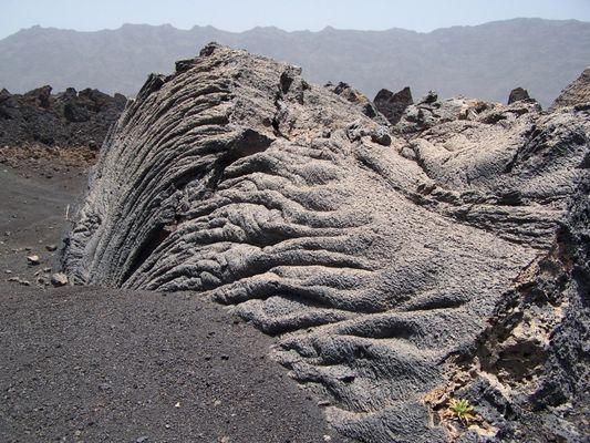 Cabo Verde, auf Fogo in der Caldera