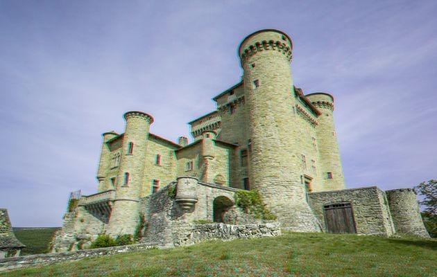 Cabrieres castle