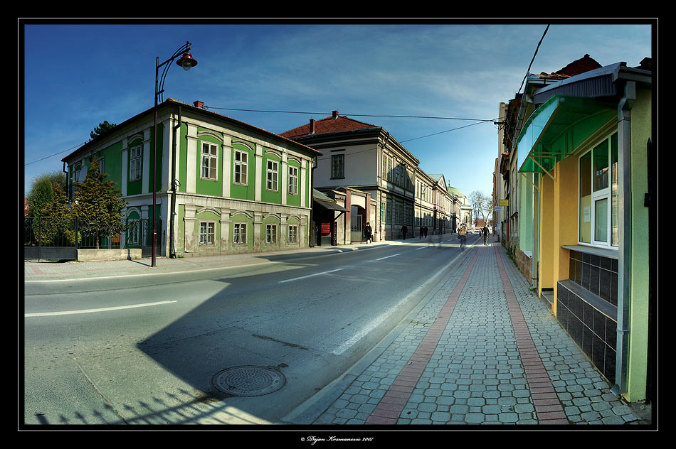 Cacak Downtown