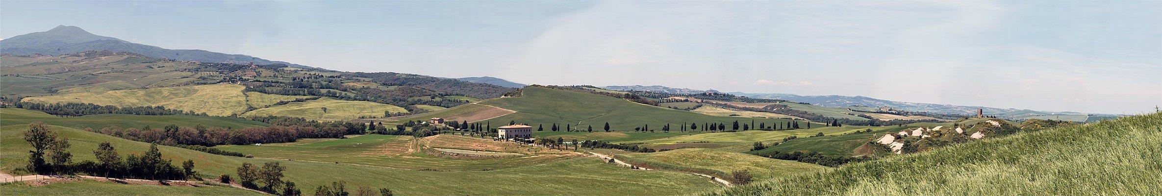 Cacciamici - Panorama