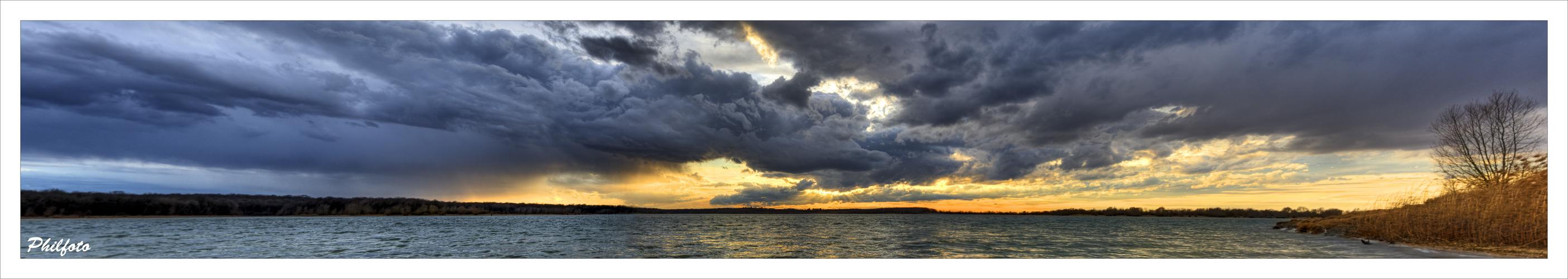 Cache-cache avec les nuages - version1