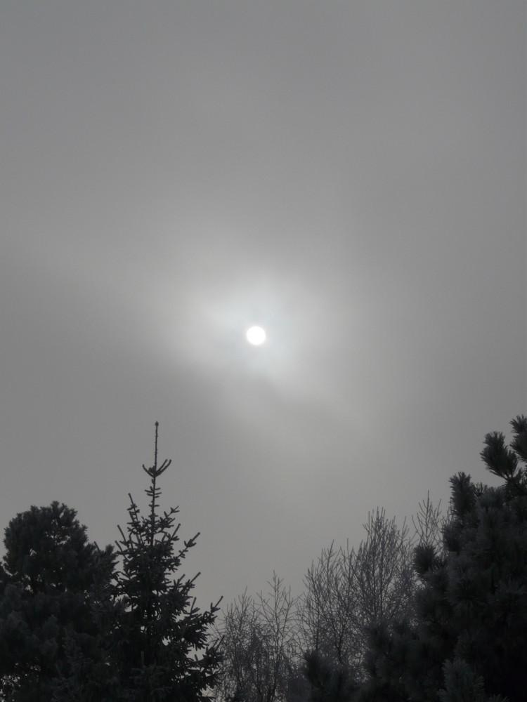 cache-cache du soleil