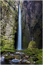 Cachoeira da Fumacinha #1, Chapada Diamantina