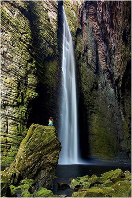Cachoeira da Fumacinha #3, Chapada Diamantina