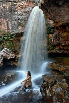 Cachoeira da Primavera, Chapada Diamantina