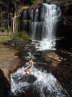 Cachoeira do Frade - Ubajara