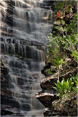 Cachoeira dos Cristais #2, Chapada Diamantina