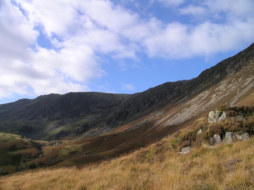 Cadair Idris in autumn
