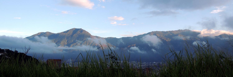 Cadena de La Costa, sector oriental. Este de Caracas, Venezuela