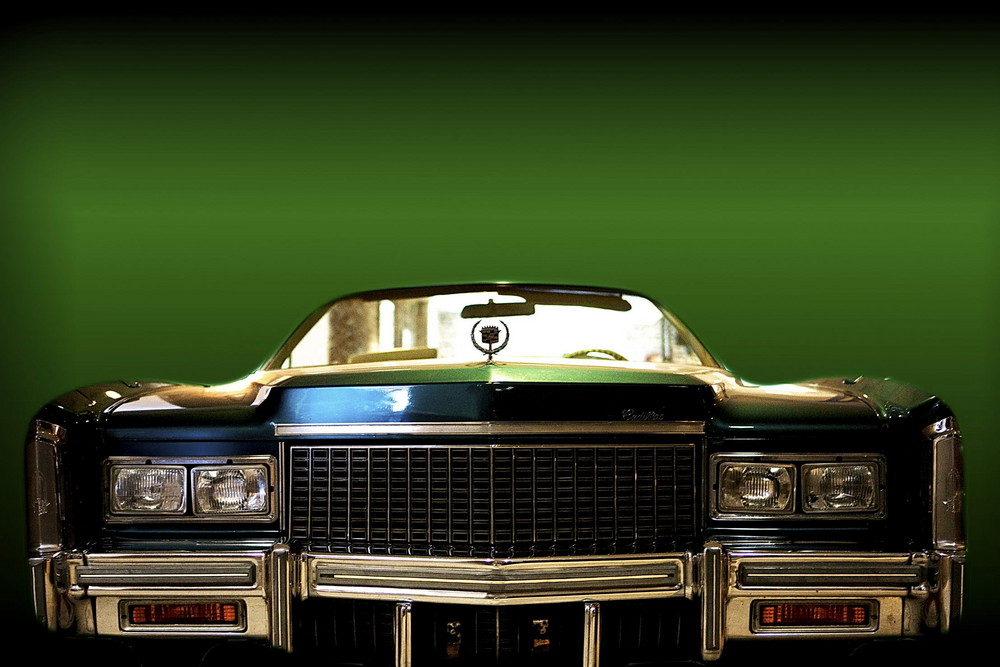 Cadillac 08A2