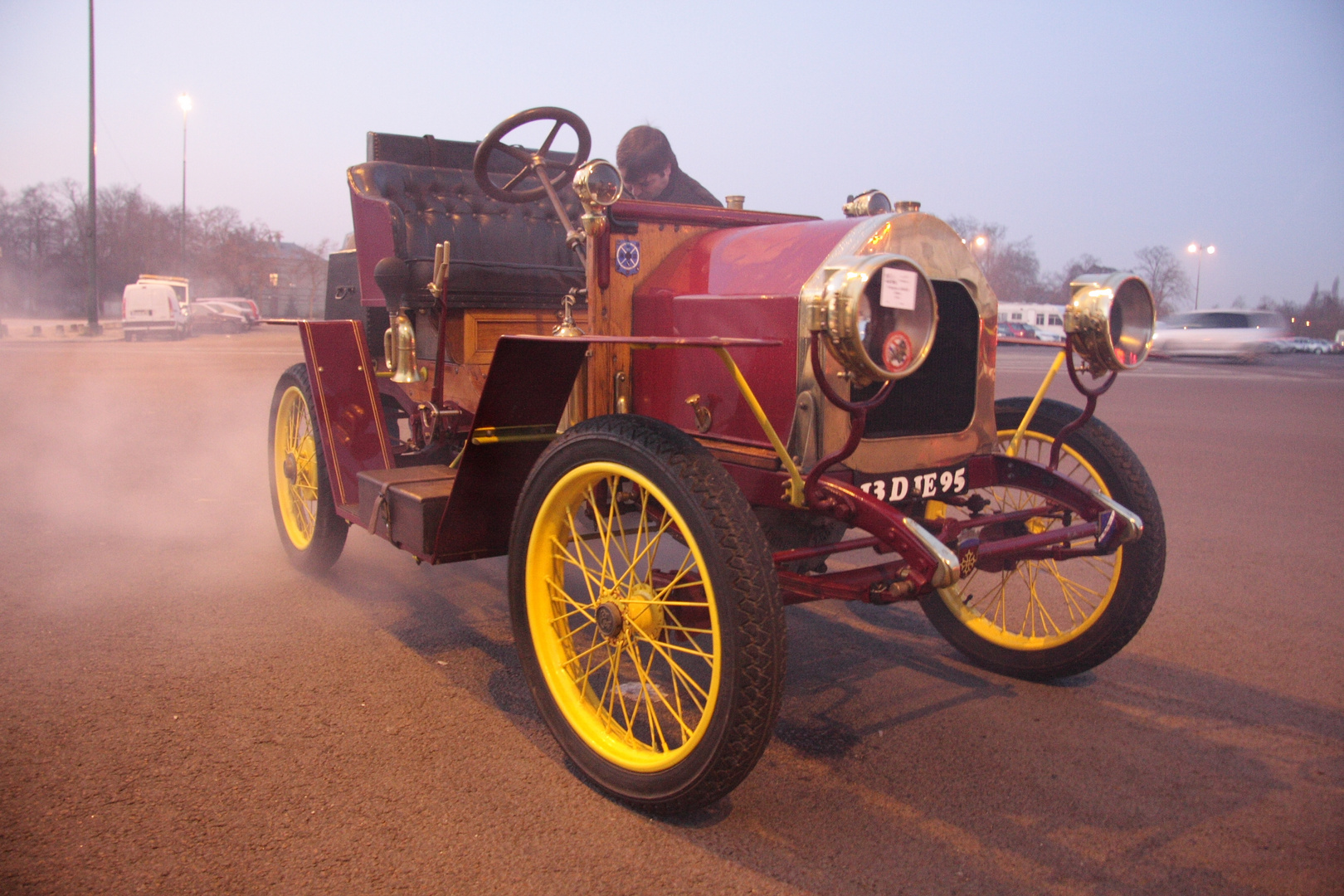 Cadillac 1905