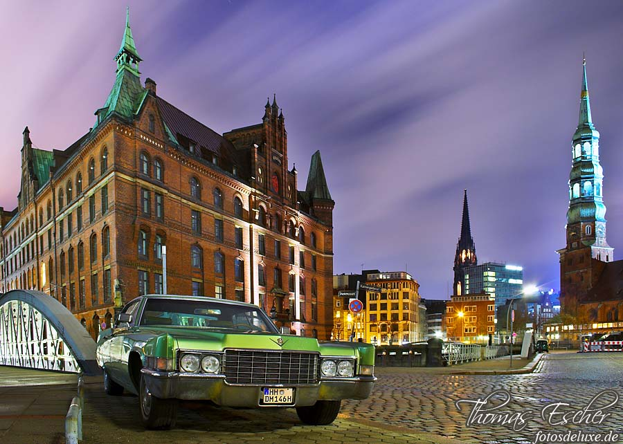 Cadillac DeVille reloaded