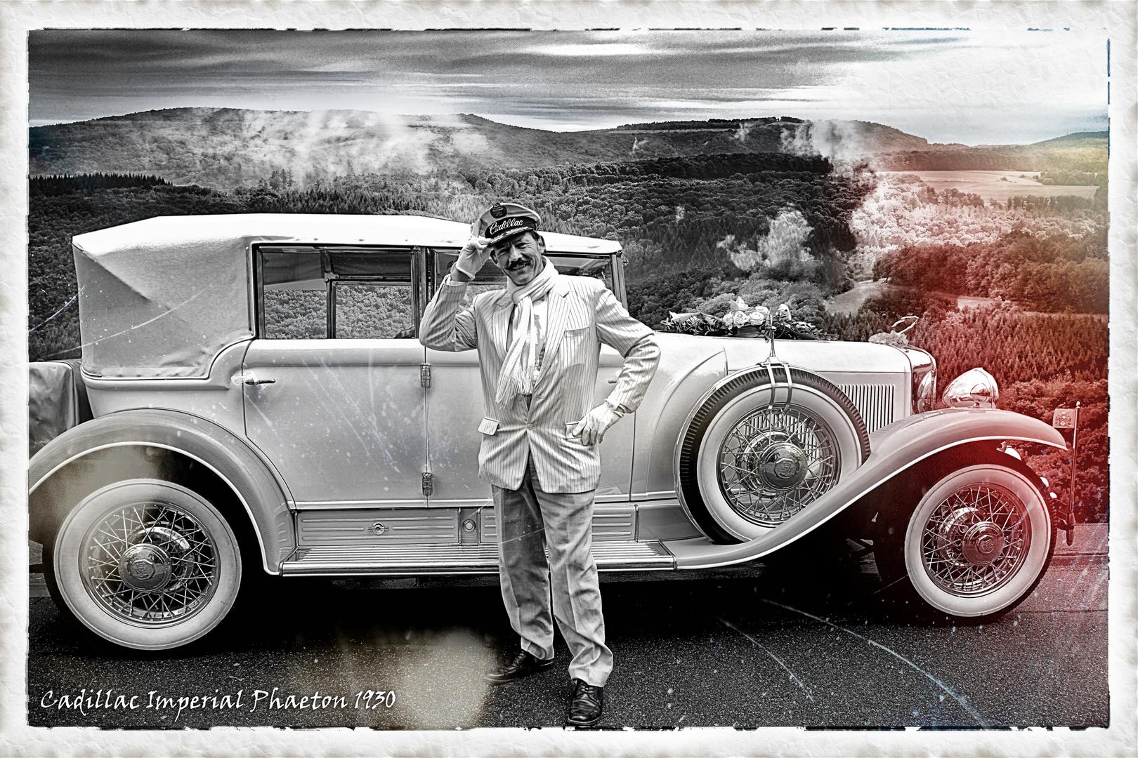 CAdillac Imperial Phaeton 1930