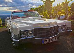 Cadillac in der Steiermark