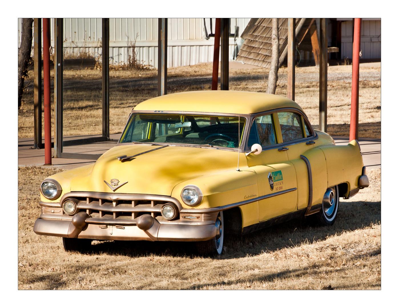 Cadillac Jack's Antique Store
